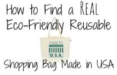 reusable shopping bags made in usa
