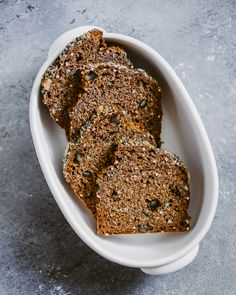 Simply Vibrant Multigrain Spiced Bread Loaf