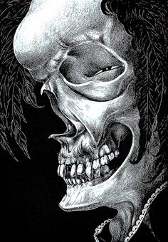 Alberto Martini - Edgar Allan Poe Illustration 3 by Aeron Alfrey, via Flickr