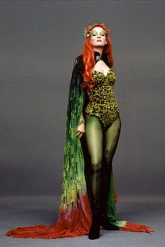 DIY Poison Ivy Costume | Your Costume Idea for Halloween, Mardi Gras and Carnival