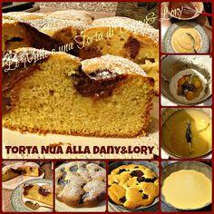 Le Mille e una Torta di Dany e Lory ♥ : TORTA NUA ALLA DANY & LORY RIPIENA DI CREMA E CIOCCOLATO - CON E SENZA BIMBY