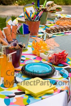 My Perfect Party - Scavenger Hunt