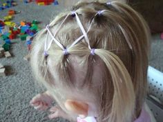 Great site for little girls hairstyles