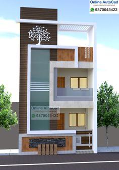 House Balcony Design, House Outer Design, 2 Storey House Design, House Outside Design, House Ceiling Design, Bungalow House Design, Small House Design, Indian House Exterior Design, Modern Exterior House Designs