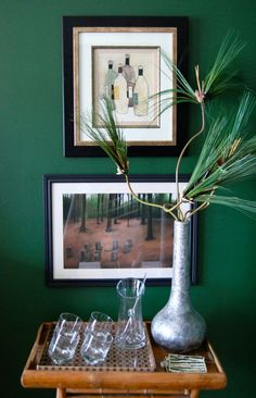 Racing green is a quintessential British colour. It's the colour of rubber Wellington boots and Barbour jackets. It's a favoured paint colour of the Land Rover, Jaguar, Mini and the vintage Morris Minor.