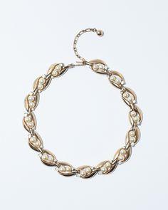 Versailles Necklace, pearls