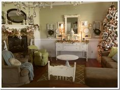 Honorable Mention | The Old Painted Cottage Blog