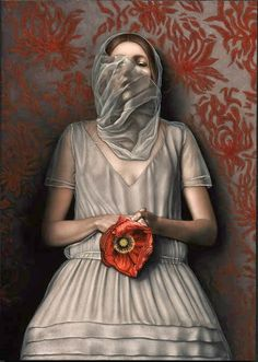Лариса Морейс(Larissa Morais)... | Kai Fine Art
