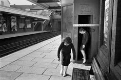 Beautifully intimate photos from London's underground