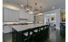Looking for your dream kitchen.  Check this out.