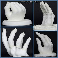 Hand Cast by ANAHATA CREATION, Bangalore.