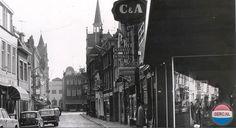 Ginnekenstraat Breda (jaartal: 1960 tot 1970) - Foto's SERC