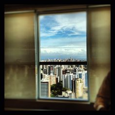 you see a window, i see freedom.