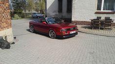 foto van Audi Cabrio by Mirras.