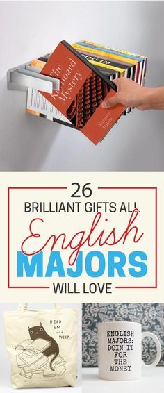 26 Gifts All English Majors Will Love