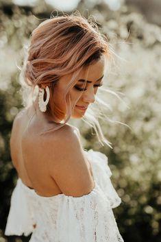 Desert Bridal Shoot Novelle Bridal Shop Boho Bridal Hair, Bridal Hair Inspiration, Bridal Shoot, Rustic Wedding, Deserts, Flower Girl Dresses, Bride, Wedding Dresses, Floral