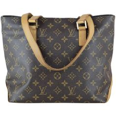 Pre-Owned Louis Vuitton Monogram Canvas Piano Purse/Shoulder Bag ($369) ❤ liked on Polyvore featuring bags, handbags, shoulder bags, brown, pre owned handbags, monogrammed purses, black brown handbag, louis vuitton handbags and black shoulder bag