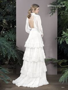 Dress: MANA / Collection: HANAMI - My Essentials 2017 Bridal Dresses, Collection, Rice, Essentials, Ideas, Fashion, Templates, Dress Collection, Couture