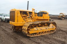Caterpillar D7 #burnsequipmentgroup