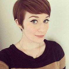 20 Cute Pixie Cuts | http://www.short-haircut.com/20-cute-pixie-cuts.html