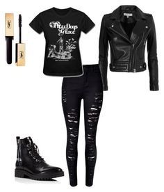 """""""Untitled #327"""" by alice-mcquinn ❤ liked on Polyvore featuring IRO and Kendall + Kylie"""