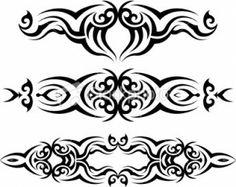 TATTOO ARMBAND TRIBAL WITH NAME  | Armband Tribal Tattoos, Armband Tribal Tattoo, Armband Tattoo, Armband ...
