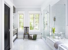 Wilton Home Master Bathroom - Cottage/Country - Bathroom - Images by TERRACOTTA DESIGN BUILD   Wayfair