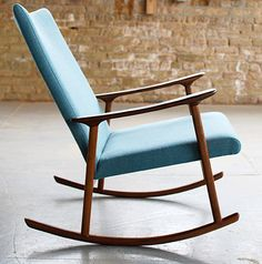 Rocking Chair Furniture Maker Jason Lewis
