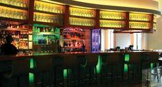 LED strip light color changing for bars and restaurants