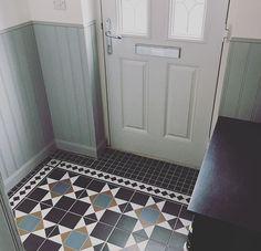 Grosvenor Floor Tile