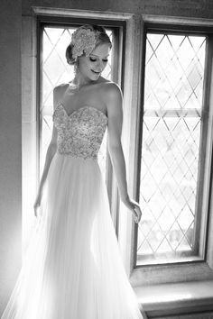 Martina Liana Wedding Dress//