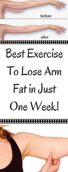 Best Exercise To Lose Arm Fat in Just One Week! #beauty #Skin #care #tips