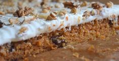 Zdravý mrkvový koláč - Receptik.sk Banana Bread, Food And Drink, Desserts, Fitness, Deserts, Dessert, Postres, Keep Fit, Health Fitness