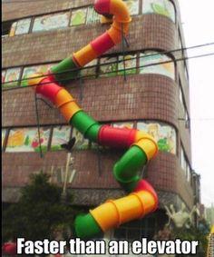 Escorrega slide