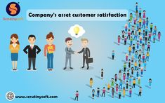 The Main objective of a successful company is Customer Satisfaction. Scrutinysoft changes your life productively with the development of latest technology and creative problem-solving techniques. Latest Technology, Chennai, Problem Solving, Software, Management, Success, Creative, Life