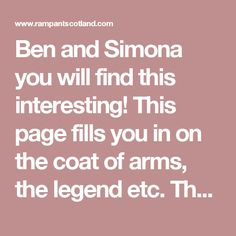 Ben and Simona you will find this interesting! This page fills you in on the coat of arms, the legend etc. The cathedral is interesting to visit but not at the top of my list.