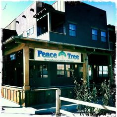 After an exciting renovation a few years back, the Moab location of the Peace Tree Juice Cafe is a beautiful spot in the heart of downtown, for breakfast, lunch, dinner, or a great smoothie or fresh juice to go. Fresh, delicious menu with options to accommodate most guests' needs.