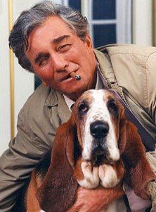 Anyone else love Columbo?  This is one of my favorite retro tv shows.  Some fun Columbo trivia at my blog.  :-)