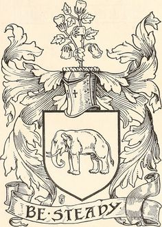 """Image from page 331 of """"Armorial families : a directory of gentlemen of coat-armour"""" (1905) 