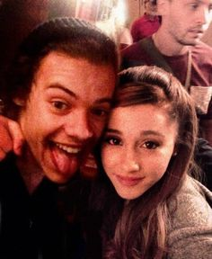 | ARIANA GRANDE TALKS ABOUT RELATIONSHIP WITH HARRY STYLES | http://www.boybands.co.uk