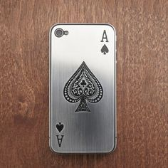 Give a whole new meaning to I have an ace in my pocket;)