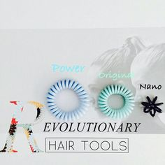 Revolutionary hair tools #invisibobble