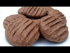 Chocolate Cocoa Cookies - All Comfort Food