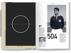 Art Direction and editorial design for the new PAOK FC official magazine.