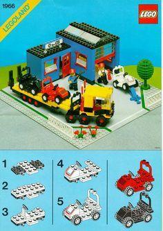 lego duplo hospital instructions