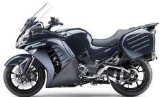 """Kawasaki 1400GTR """"ABS"""" (2016)"""