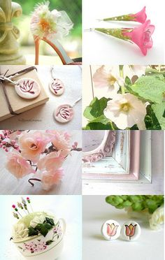 Spring For Me by Maria on Etsy--Pinned with TreasuryPin.com