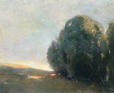 The Athenaeum - Sunset (Emil (Soren Emil) Carlsen - )