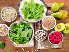 Aposte em alimentos ricos em fibras para garantir um bom fluxo intestinal