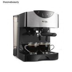 Mr. Coffee ECMP50 Espresso/Cappuccino Maker Black in Home & Garden, Kitchen, Dining & Bar, Small Kitchen Appliances | eBay